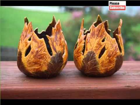 Famous Handmade Ceramic Candle Holders | Lovely Arts & Ceramic Decoration Picture Gallery