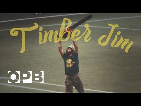 Soccer Icon Timber Jim On A Timbers' Tradition