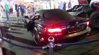Dodge Viper Exhaust (From Fast and Furious 7) vs. C63 AMG Exhaust