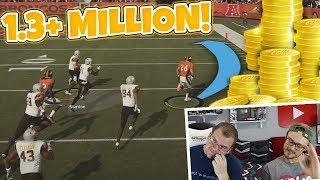 MADDEN 19 PUNISHMENT PACKS - OVER 1.3 Million Coins on the Line!!