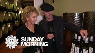 Download Sting and Trudie Styler, at home in Tuscany Video