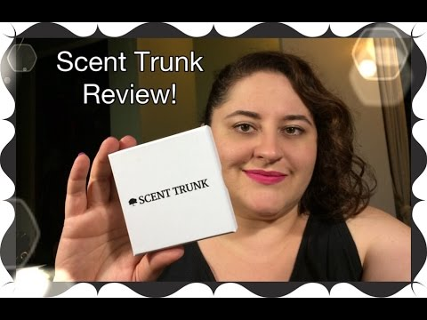 Scent Trunk August 2015
