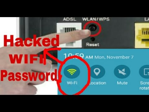 [Hindi] How to Hack (100%) WiFi password   With Router  