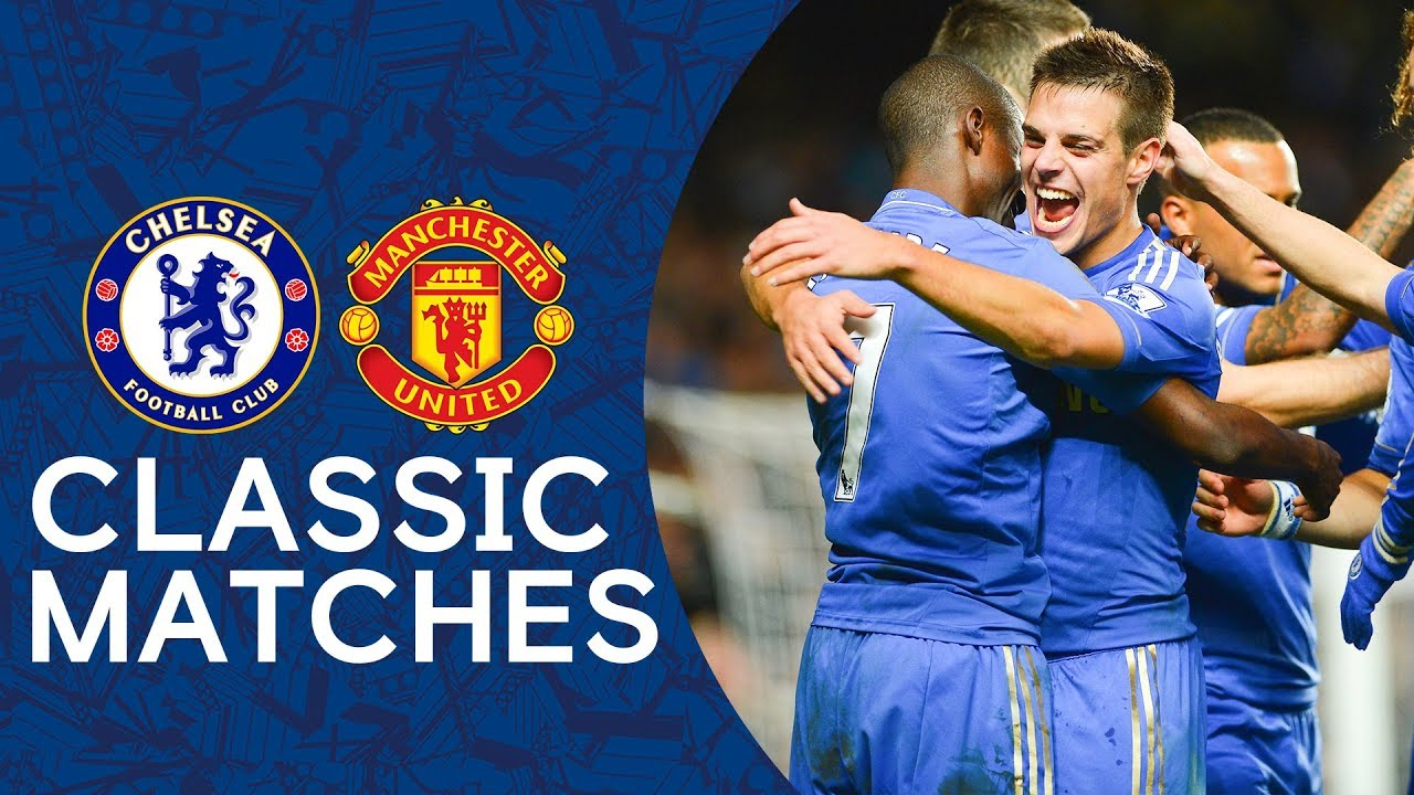 Chelsea 5-4 Manchester United | 9 Goal Thriller | EFL Cup Classic Highlights