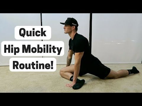 5 Best Hip Mobility Exercises (Less Pain and More Flexibility!)