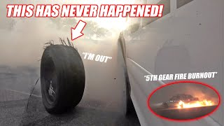 Project Neighbor GOES INSANE! Loses Tire, Catches on Fire, Overloads on FREEDOM, etc.