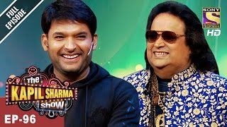 The Kapil Sharma Show - दी कपिल शर्मा शो-Ep-96 - Bappi Lahiri In Kapil