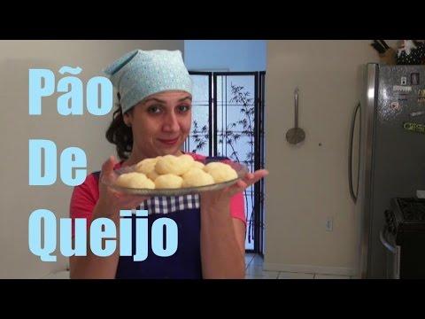 Receita de Pao de Queijo - Cheese Buns Recipe Afternoon Cooking - Tardes Na Cozinha - S1-E2