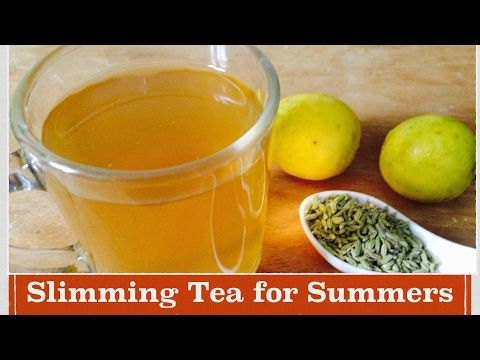 Herbal slimming tea for weight lose | Fastest way to lose weight without dieting in Summers