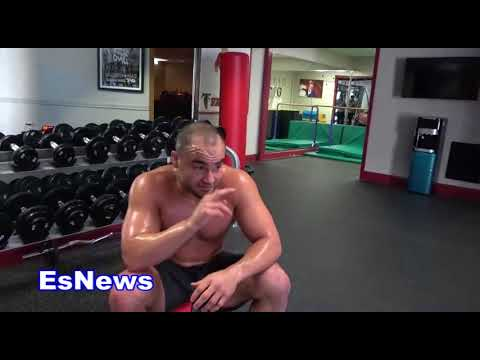 ufc star eddie alvarez in monster shape EsNews Boxing