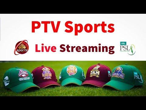 🔴 Ptv Sports LIVE Streaming - Watch PSL Live 2018