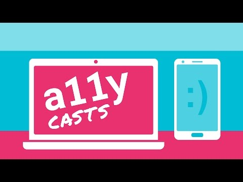 Introducing A11ycasts! -- A11ycasts #01