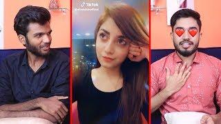 INDIANS react to Alizeh Shah | Ehd e Wafa Star | Latest Tik Tok Videos