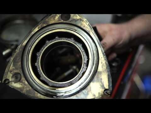 How Apex Seals Work In A Rotary Engine (RX7 RX8 13B Renesis)