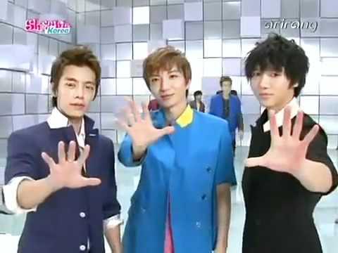 Mr  Simple MV Making - Super Junior (English Sub)