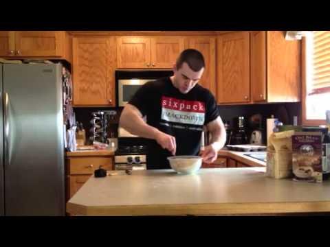 Protein Oat Bran Muffins
