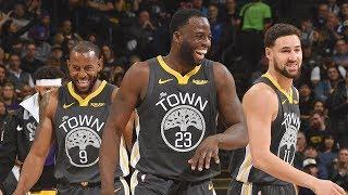 San Antonio Spurs vs Golden State Warriors - Full Highlights | February 6, 2019 | 2018-19 NBA Season