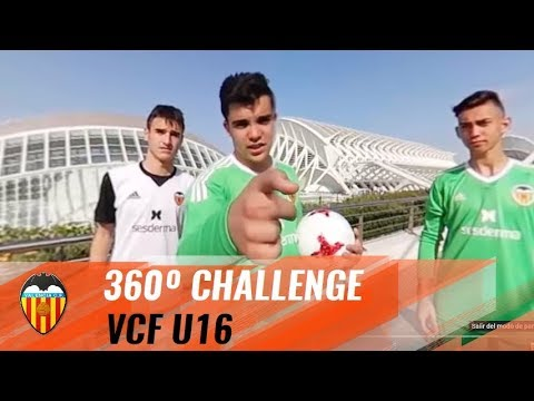 VCF 360º 🌐  | VALENCIA CF FROM CITY OF ARTS AND SCIENCE TO SINGAPORE