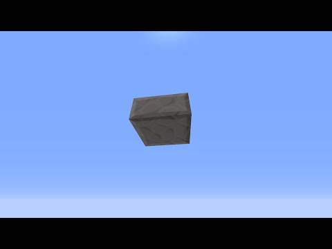 How to MAKE STONE SLABS IN MINECRAFT 1.8 Tutorial