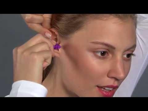 Moldex Reusable Earplugs Fitting Instructions
