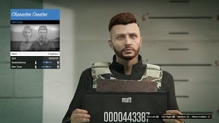 Gta v character creation part 2 male music jinni how to change your characters appearance on gta 5 online for free updated video for 2017 voltagebd Image collections