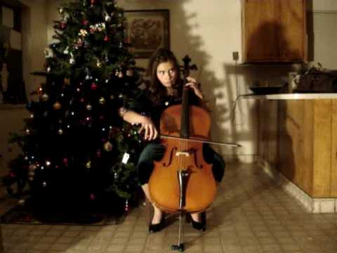 jeje learning to play cello