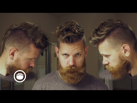 How To Get Textured Hair with Sea Salt Spray | Eric Bandholz