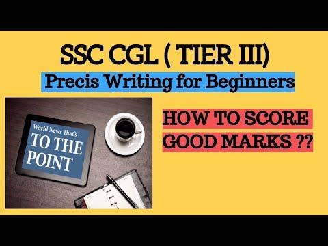 Tips for PRECIS writing for descriptive paper.... How to write good PRECIS