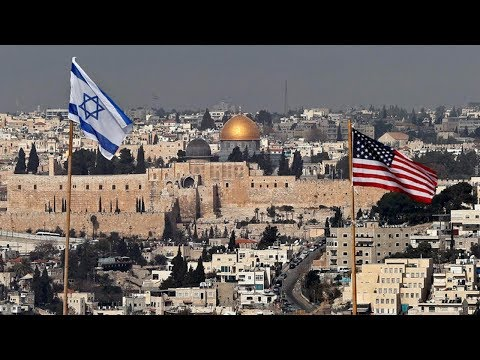 President Trump Keeps His Promise to Open U.S. Embassy In Jerusalem