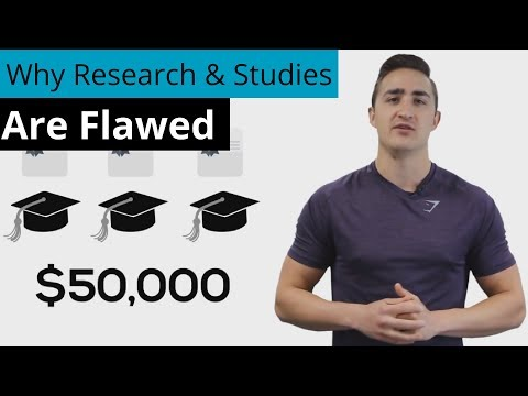 Why Research & Studies Are Flawed