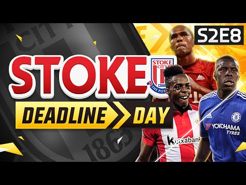 FIFA 16 Stoke Career Mode - THE FIRST BIG SIGNING!  - S2E8