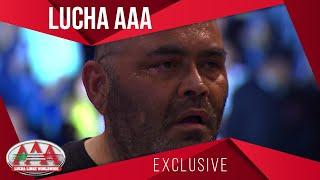 PARKA versus KONNAN | Lucha Libre AAA Worldwide