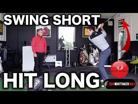 SWING SHORT = HIT LONGER FT DAN WHITTAKER
