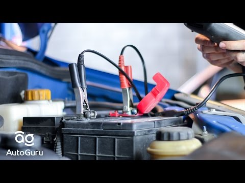 Car Batteries - Common Issues, Symptoms and Repair Costs