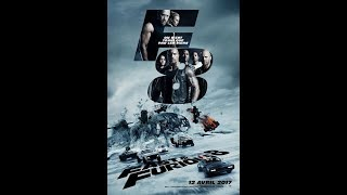 Fast and Furious 8 (Vin Diesel, Jason Statham) en dvd et blu-ray