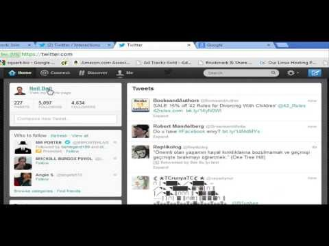 Twitter RSS Feed URL - How To Find The Twitter RSS Feeds URL