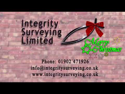 Integrity Surveying Ltd wishes you a Merry Christmas