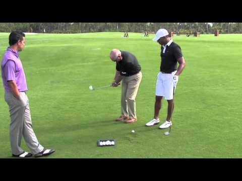 Hitting Wedges With Butch Harmon