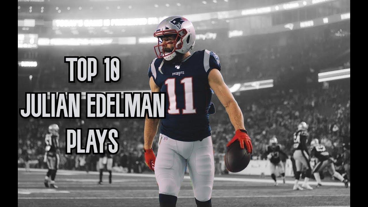Top 10 Julian Edelman Plays (2011-2020) | NFL