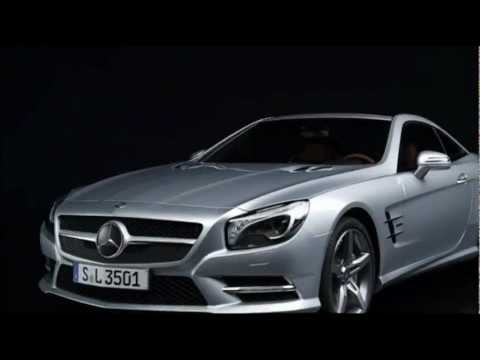 Mercedes-Benz 2013 SL 350 Exterior Trailer