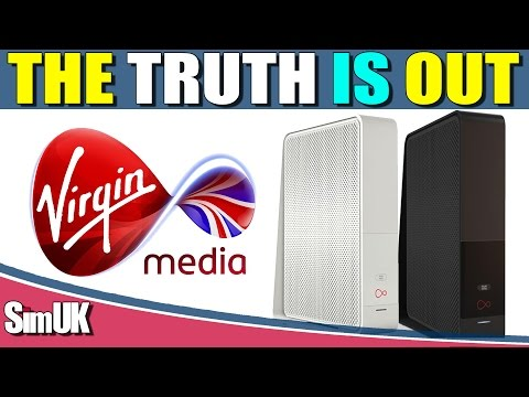 Late 2017 - Virgin Media Hub 3 Update - Massive Issues & Lies The Truth Is OUT!