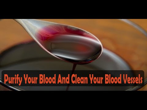 Best Foods for Cleaning Blood Vessels | Veins and Arteries