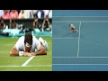 Roger Federer From Disappoinment To Disbelief HD