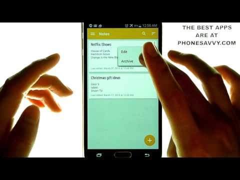 BrightNotes - App Review - Simple Note Taking App