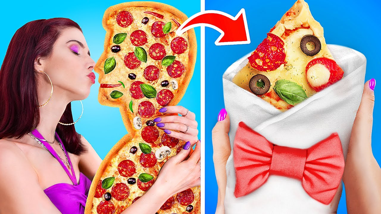 24 Hour Pizza Challenge/ Food Challenge