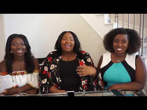 Cocoa and convo | Sisterhood |My sister's keeper| black girl magic|