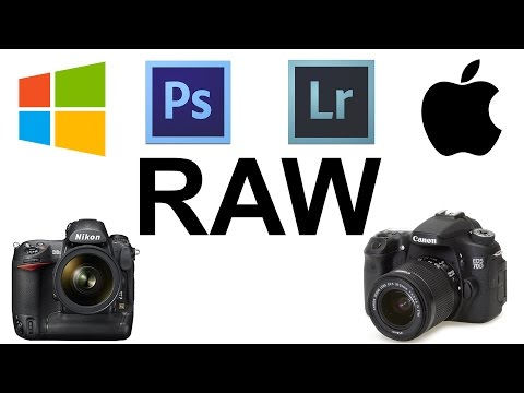 PROBLEM OPENING RAW FILES IN ADOBE PHOTOSHOP LIGHTROOM: HOW TO SOLVE