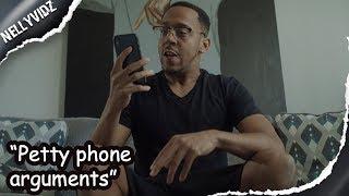 Petty phone arguments