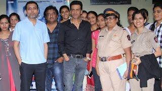 Naam Shabana Movie Special Screening For Mumbai Police   Manoj Bajpai