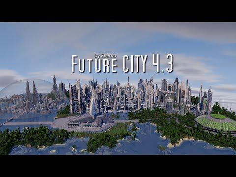 Minecraft - Future City [4.3] The Movie